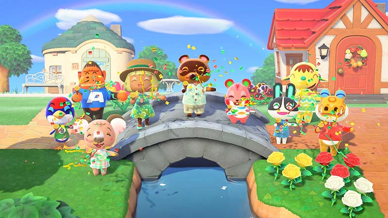 (Animal Crossing NH Villagers Image)